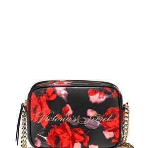 Victoria's Secret Floral Crossbody Bag